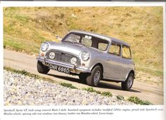 Speedwell Information Please - posted in Mini Chat: speedwell conversion where done on most minis but i havent found any information about any conversion that where undertaken on any austin cooper s's Classic Mini, Classic Cars, Fiat 500, Custom Cars, Minis, Restoration, Rust, Sisters, British