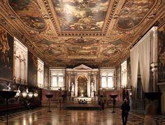 VENICE- Scuola Grande di San Rocco