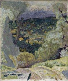 Pierre Bonnard - Décor méridional, le Cannet