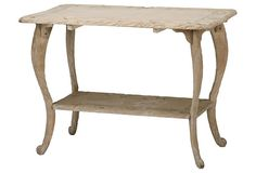Early-20th-C.   Carved Table on OneKingsLane.com