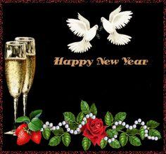 Resultado de imagen para gifs de happy new year