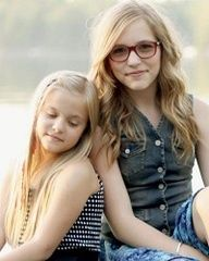 Lennon and Maisy Stella, half my age and incredible and from Whitby nonetheless! cant wait to hear them when they get older they'll be unstoppable!