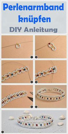 Wie kann man ein Armband aus Perlen selber machen? Hier zeigen wir es Dir! Fädle Dein eigenes Perlenarmband. Bastle dir den passenden Schmuck zu deinem Outfit einfach mal selber! Sieht toll aus und ist sicherlich ein Unikat --> DIY Schmuck Anleitung, Schmuck einfach selber machen, Armband aus Perlen selbst basteln, Perlenarmbänder, DIY Geschenke, Geschenkideen, Bastelideen, Schmuck basteln, Perlenarmband knüpfen, Bastelanleitung Armband, Perlen basteln, Schmuck für Damen, Schmuck Geschenke