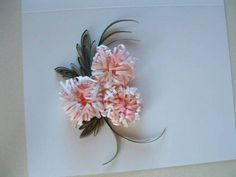 Chrysanthemum - Quilled Creations Quilling Gallery