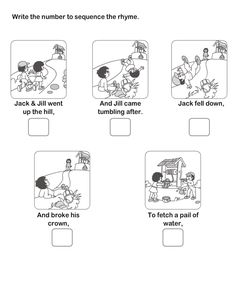 Print And Learn Picture Sequence Worksheets , Free Printable ...