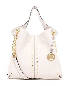 Uptown Astor Large Shoulder Tote by MICHAEL Michael Kors at Neiman Marcus.