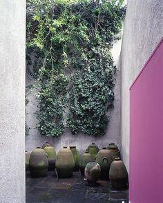 Casa Luis Barragan. 1943. Mexico City. Luis Barragan.