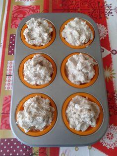 Nós os 3 e a Bimby: Muffins Nuvem