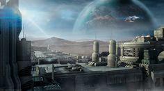 ATX-7 | La estación del desierto por MarkusVogt*