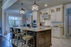 Our top 10 kitchen renovation ideas include designs that can work with any layout. Get home improvement tips and advice for your kitchen cabinets, island, and more. Kitchen Furniture, Kitchen Decor, Kitchen Chairs, Kitchen Blinds, Buy Kitchen, Kitchen Interior, Home Improvement Loans, Kitchen On A Budget, Cuisines Design