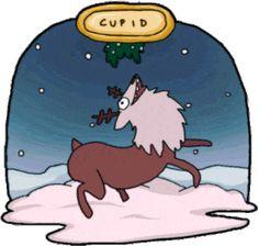 Santa's Eight Derpy Reindeer Loki Costume, Holiday Storage, Christmas Drawing, Derp, Cupid, Squirrel, Reindeer, Snow Globes, Pikachu