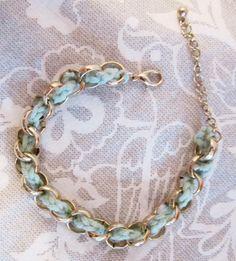 Tuunattu rannekoru - DIY Bracelet
