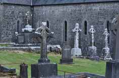 Ballintubber Abbey, County Mayo, Ireland, June 2010.  Photo Marc McCann County Mayo, Irish Roots, Mother And Father, Downton Abbey, Cemetery, Dna, 10 Years, Wales, Places To See