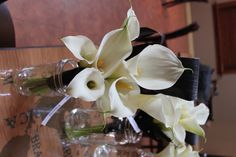 Calla lily Bride's Made Bouquet  www.landinteractive.net