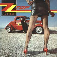 ZZ TOP LEGS (1983)