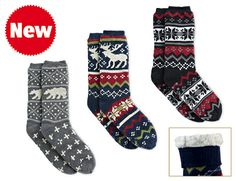 Men's Slipper Socks 4.99 aldi