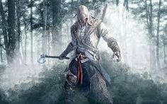 Assassins Creed Connor Wallpaper by PabloDoogenfloggen on DeviantArt Assassin's Creed Wallpaper, Computer Wallpaper, Hd Wallpaper, Forest Wallpaper, Assassin's Creed 3, Assassin Game, Arte Assassins Creed, Creed Movie, Connor Kenway