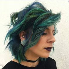 🔰EMERALD CITY🔰 ... by @erinnholmmm using #ColourTrip from @bedheadbytigi Enter TIGI's Colour Trip Contest now until Dec. 31st use ➡️ #HOWFARWILLYOUGO #COLOURTRIPCHALLENGE and tag @bedheadbytigi. 3 winners will be chosen & get 🎁 a 3-Day pass to ABS with airfare included and more! Go tobehindthechair.com/tigi to find out more! #behindthechair #bedhead #colourtrip #colourtripchallenge #howfarwillyougo