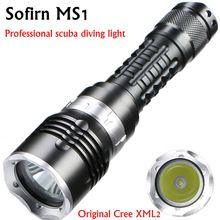 US $21.38 MS1 Scuba Diving Flashlight 18650 Light Dive Torch Powerful Cree LED XM-L2 Underwater Flashlight Waterproof Diving Lamp lanterna. Aliexpress product