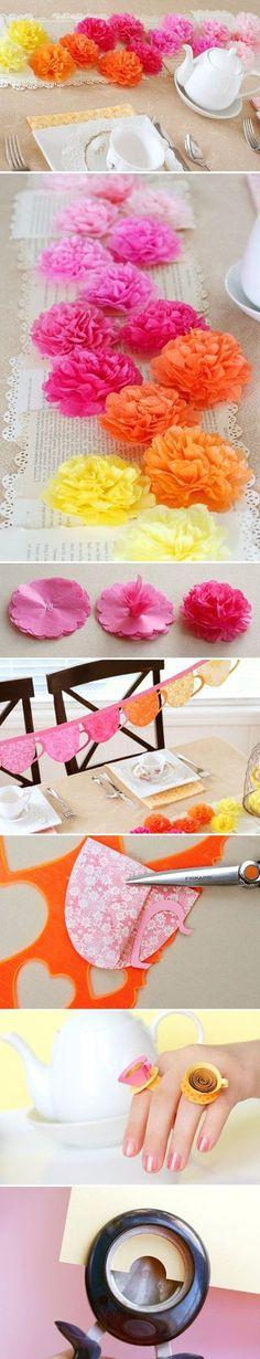 Beautiful Paper DIY