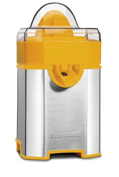 Amazon.com: Cuisinart CCJ-500 Pulp Control Citrus Juicer, Brushed Stainless: Electric Citrus Juicers: Kitchen & Dining