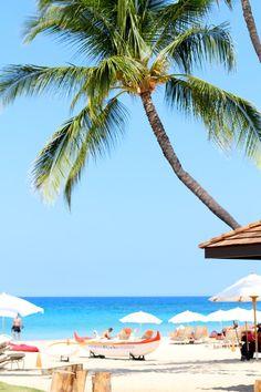 Mauna Kea Beach Hotel on the Big Island of Hawaii