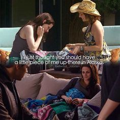 Oh my gosh. I never noticed this! Bella was probably comforted to have a piece of her mother with her.