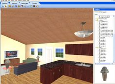 Manually doing up the interior of your home or office can be a tedious and time consuming task. Doing the same virtually, however, is an intelligent and interesting idea. Many interior designing software/ tools have been created to ease the task of design Interior Design For Beginners, Interior Design Classes, Interior Design Software, Office Interior Design, Luxury Interior, Interior Decorating, Interior Designing, Decorating Blogs, Interior Paint