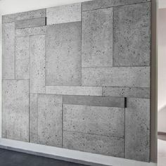DesignerStone LTD - Polished Concrete Wortkops - Wall Panels