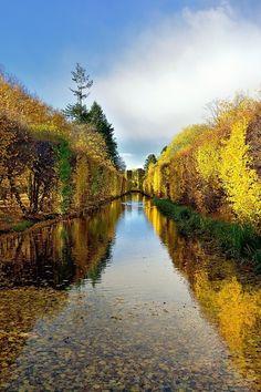 Park Gdańsk Oliwa... by Mirek  ., via 500px