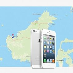 Rumor: iPhone 5 Coming to northwestern Borneo in October