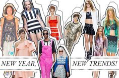 It's a new year, which can only mean one thing: A new crop of trends to try out. There were more than a handful of runway looks that left us breathless throughout Spring 2013 Fashion Month, and identifying our favorites was no easy feat. However, we managed to sift through them all to bring you [...]