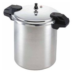 Mirro 92122 Aluminum 22 qt. Pressure Cooker and Canner   from hayneedle.com