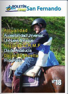Boletín Nº 18 del @CrmfSf creado en el curso de Diseño Gráfico. Publicado en Calaméo vía @ManuelaRuiz http://es.calameo.com/read/0002653973c4e738efd5c