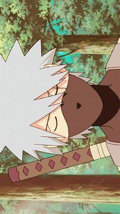 Kakashi and his Chidori