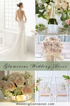 Whet your imagination with our glamorous wedding inspiration. Click to visit us at WeddingConnexion.com and get inspired with lovely glam wedding ideas.  #GlamorousWeddingInspiration #GlamourousWeddingDecor #GlamWedding