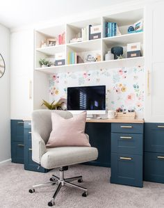 9 Ways to Restyle Your Space – As Seen in the One Room Challenge | Spoonflower Blog