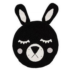 Black Bunny Snuggle Cushion click image to purchase 8a9a9037699e8