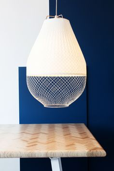 PAPER PULP LIGHT by ATELIER RICK TEGELAAR favorited by LIGHTBOX AMSTERDAM