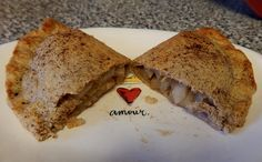 """Chayote Cinnamon """"Apple"""" Turnover Ideal Protein Phase 1"""