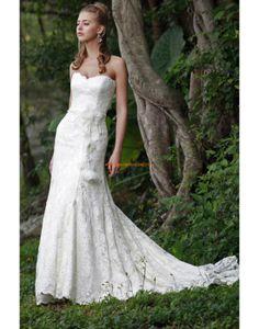 Augusta Jones 2013 Elegante Designe Hochzeitskleider aus Spitze