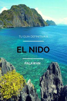 Tu guía definitiva a El Nido, Filipinas.