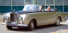 1957 Drophead Coupé  Maintenance/restoration of old/vintage vehicles: the material for new cogs/casters/gears/pads could be cast polyamide which I (Cast polyamide) can produce. My contact: tatjana.alic@windowslive.com