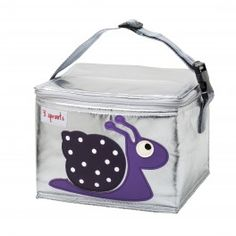 Sac isotherme lunch bag Escargot