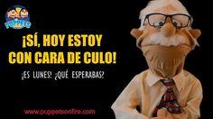 La Belleza de los Lunes! #lunes #meme #memesdivertidos #chistes #chistes #chistescortos #chistesdivertidos #losmejoreschistes #memes #funnymemes #títeres #titeres http://ift.tt/2mGYExL