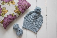 Kohoneulepipo Knitted Hats, Winter Hats, Knitting, Fashion, Moda, Tricot, Fashion Styles, Breien, Stricken