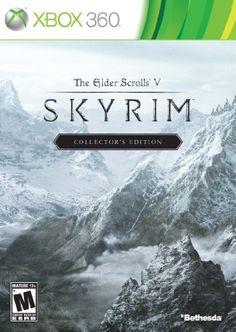 Elder Scrolls V: Skyrim Collector's Edition « Game Searches