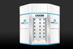 DOOB GROUP AG launcht den weltweit ersten, mobilen 3D Scanner #doob3d #doobgroup
