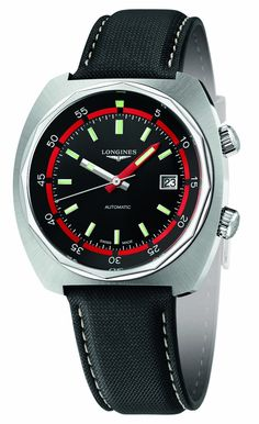 Longines Heritage Diver Watches