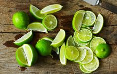limes and wood